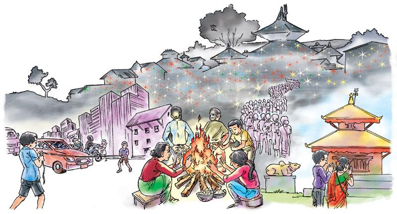 Cartoon: Ratna Sagar Shrestha/ HT