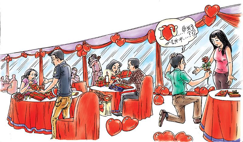 Cartoon: Ratna Sagar Shrestha/ THT