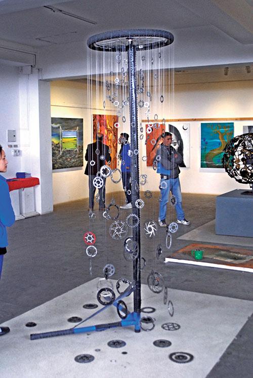 Art exhibition_Nepal Art Council
