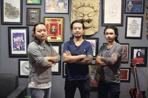 Ink's Inc_Binay Gurung_Kovit RaI_Kamal Dulal