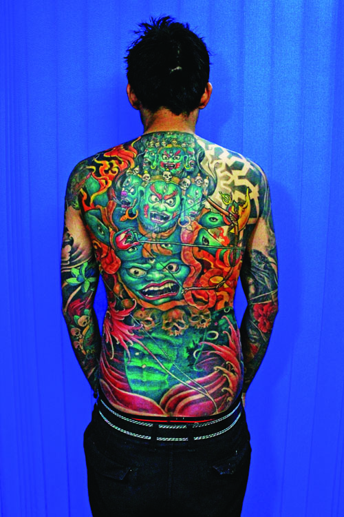 Ink's Inc_body tattoo