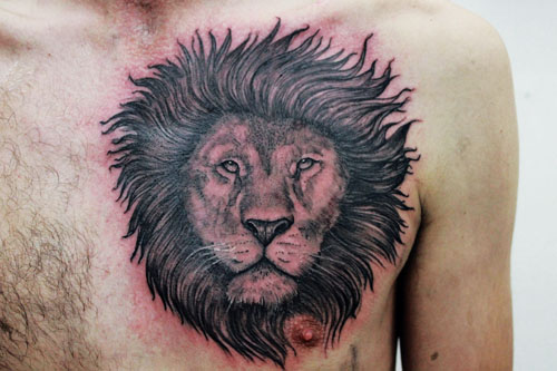 Ink's Inc_chest tattoo