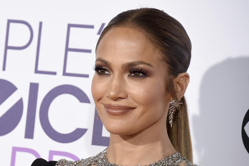 FILE - In this  Jan. 18, 2017 file photo, Jennifer Lopez arrives at the People's Choice Awards at the Microsoft Theater, in Los Angeles. Photo: AP