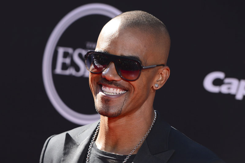 FILE - In this July 16, 2014, file photo, actor Shemar Moore arrives at the ESPY Awards at the Nokia Theatre in Los Angeles. Photo: AP