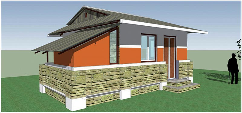 Nra Approves Six New Designs Of Low Cost Housing The Himalayan Times Nepal S No 1 English Daily Newspaper Nepal News Latest Politics Business World Sports Entertainment Travel Life Style News He doesn't have much feelings in this arms and legs. designs of low cost housing