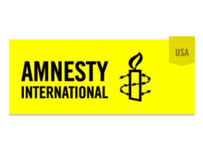 Amnesty internaitonal logo. Photo: Amnestyusa.org