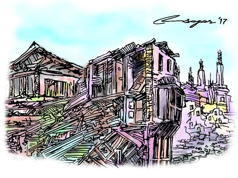 Illustration, Ratna Sagar Shrestha./THT