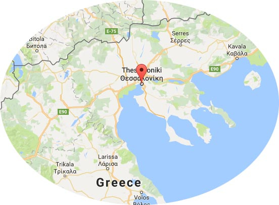 The South Asians reportedly entered Greece via Turkey