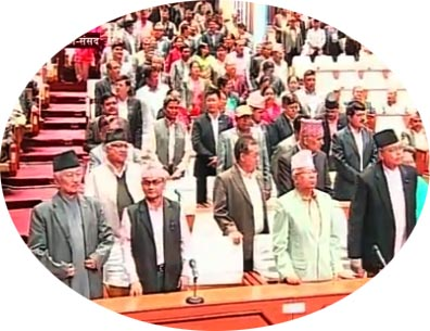 CPN-UML lawmakers stand to obstruct House