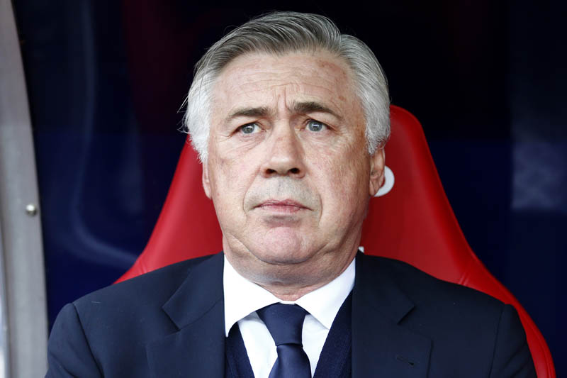 FILE - Bayern Munich coach Carlo Ancelotti. Photo: Reuters