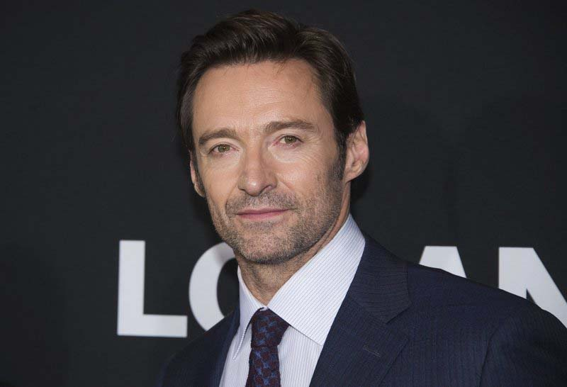 File - Hugh Jackman attends a screening of Logan in New York, on February 24, 2017. Photo: AP