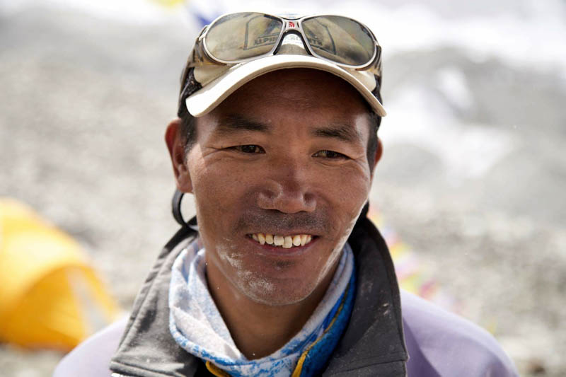File - This image shows Kami Rita Sherpa from Thame village of Solukhumbu district. Sherpa scaled Mt Everest for the 21st time. Photo: Facebook
