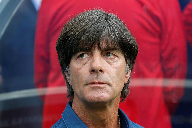 Germany coach Joachim Low. Photo: Reuters