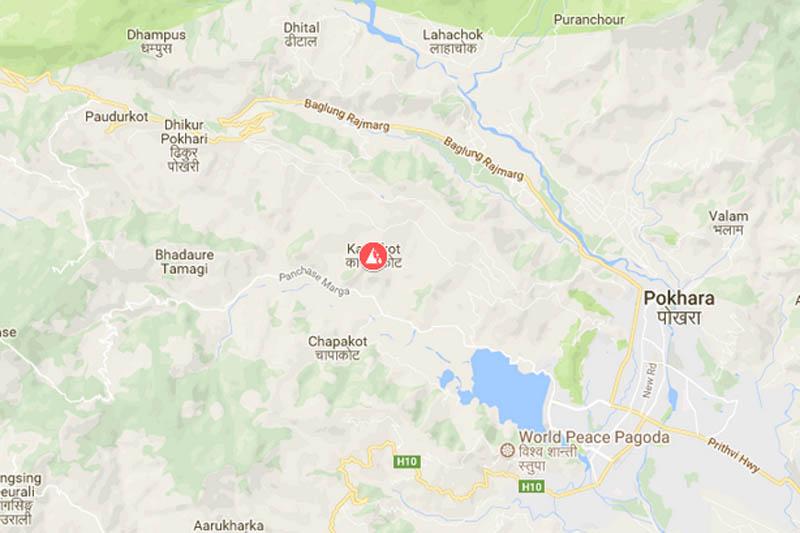Kaskikot, Pokhara.