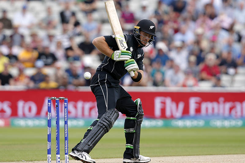 New Zealand's Martin Guptill in action. Photo: Reuters