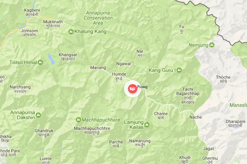 Pisang of Manag district. Source: Google