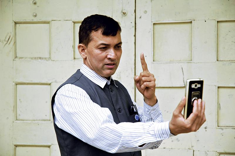 Ram Kushal Pant. Photo: THT