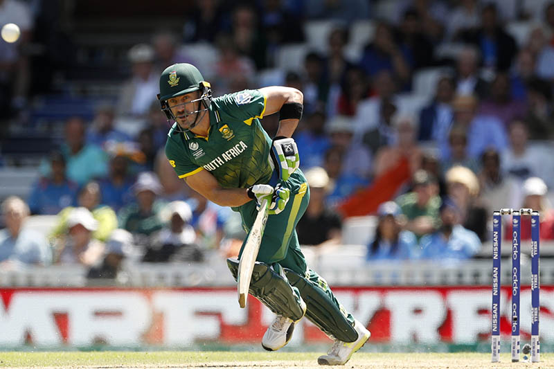 South Africa's Francois Du Plessis in action. Photo: Reuters