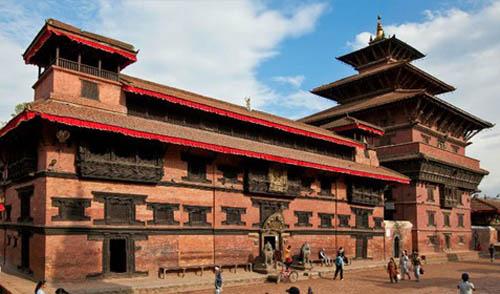Patan Museum. Courtesy: Patan Museum website