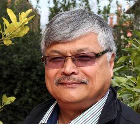 File photo of Dr. Bhuwan Ratna Sthipat. Courtesy: Bharat Koirala