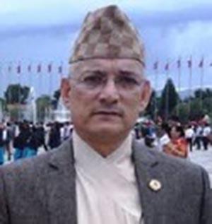 Minister for Physical Infrastructure and Transport Bir Bahadur Balayar. Photo: MoPIT
