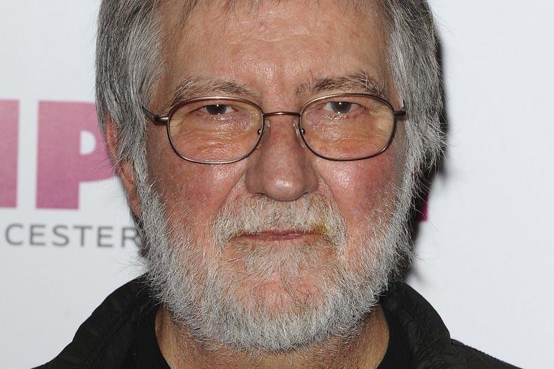 Film maker Tobe Hooper in London, on August 27, 2010. Photo: Ian West/PA FILE via AP
