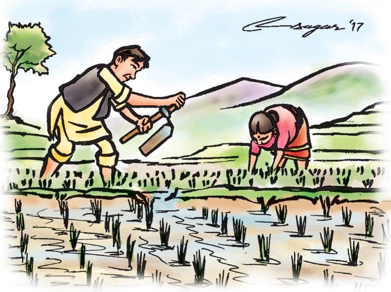 Illustration: Ratnba Sagar Shrestha/THT