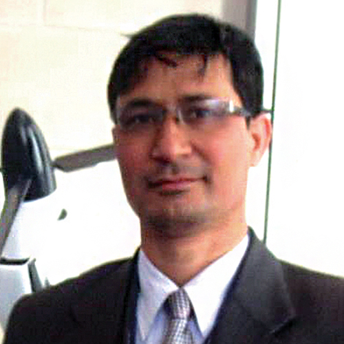 Director General of the Civil Aviation Authority of Nepal Sanjiv Gautam. Photo: THT/File