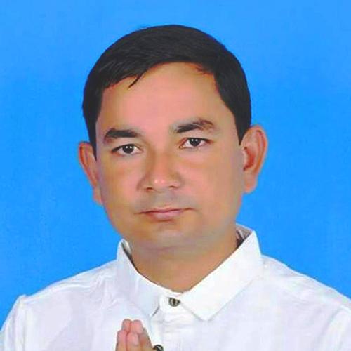 Yuba Raj Bhattarai, CPN-MC