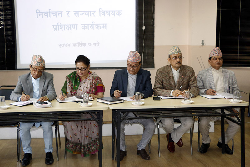 Election Commission cancels transfer of three CDOs, three others - The  Himalayan Times - Nepal's No.1 English Daily Newspaper | Nepal News, Latest  Politics, Business, World, Sports, Entertainment, Travel, Life Style News