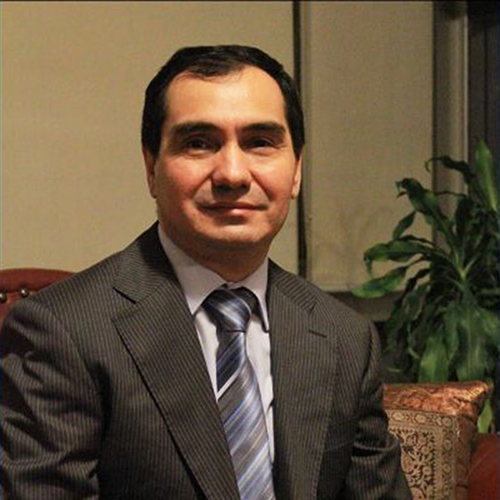 Newly appointed Asian Development Bank's Country Director for Nepal Mukhtor Khamudkhanov. Photo courtesy: ADB