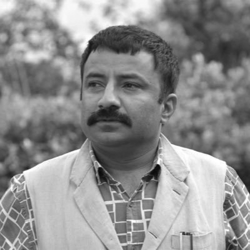 CPN Maoist Centre central committee member and son of CPN MC Chair Pushpa Kamal Dahal, Prakash Dahal. Photo: Twitter