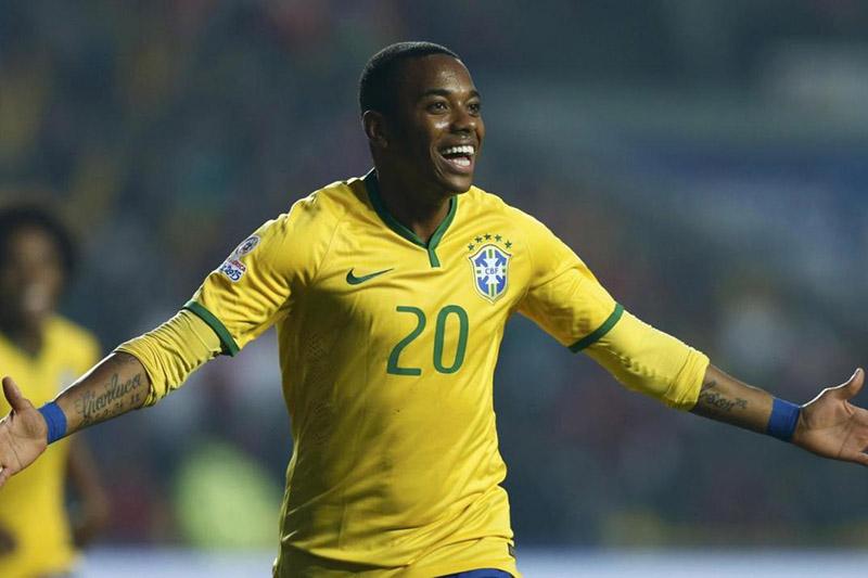 File: Robinho. Photo: Reuters