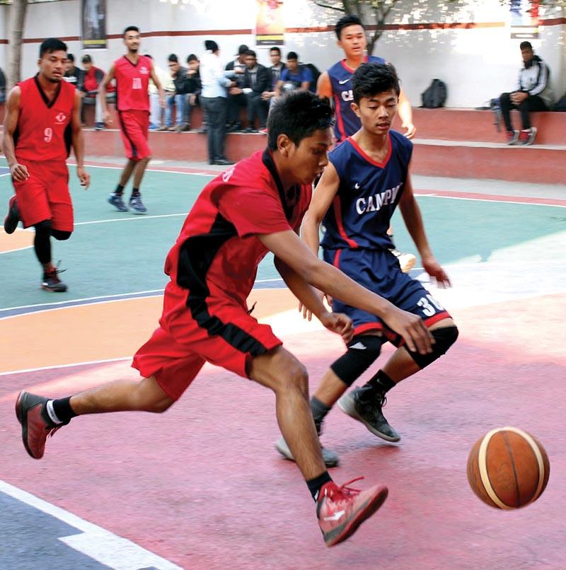 Rosebud Valleywide Inter-college Basketball Tournament