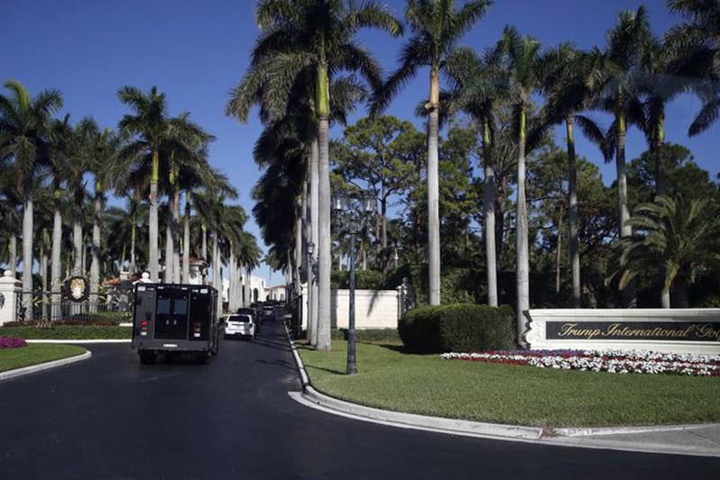 File: Trump International Gulf Club. Photo: AP