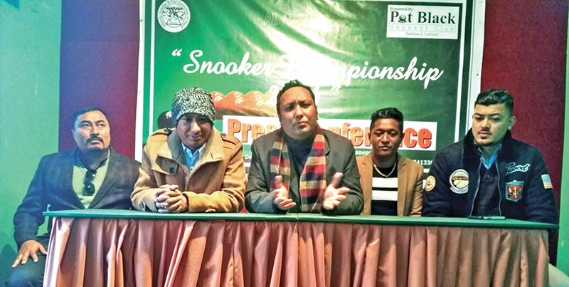 All Nepal Open Snooker Championship