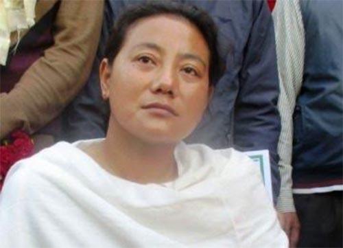 Bina Magar. Photo: Tekendra Deuba