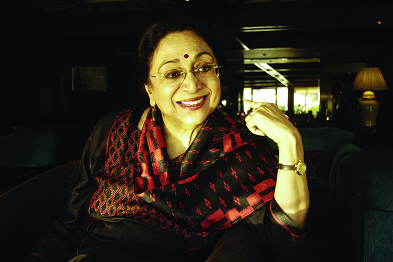 Dr Meenakshi Gopinath. Photo: THT