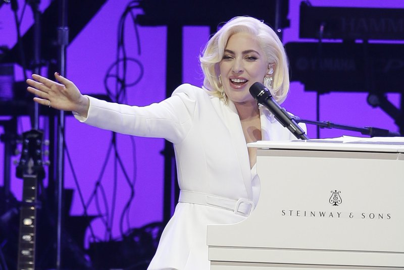 Lady Gaga will join the list of superstars with regularly scheduled shows in Las Vegas in 2018, on December. Photo: APnn