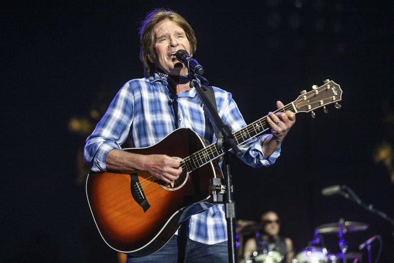 File - John Fogerty performs at the 2016 Stagecoach Festival in Indio, Calif. on April 30, 2016. Photo: AP