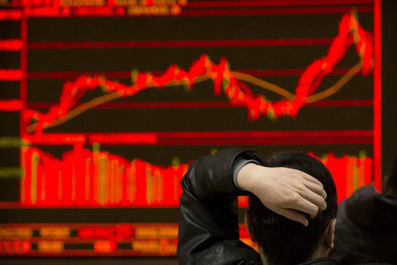Global stock market. Photo: AP