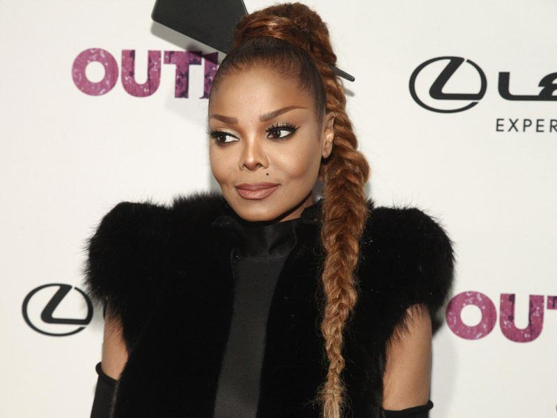 FIle - Janet Jackson attends the 22nd Annual OUT100 Celebration Gala at the Altman Building in New York, on Nov. 9, 2017. Photo: AP
