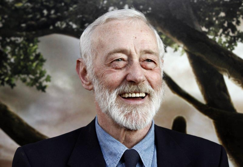 File - Actor John Mahoney arrives at the premiere of u0093Flippedu0094 in Los Angeles, on July 26, 2010. Photo: AP