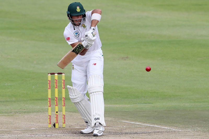 South Africa's Aiden Markram in action. Photo: Reuters
