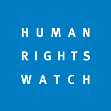 Human Rights Watch/Twitter