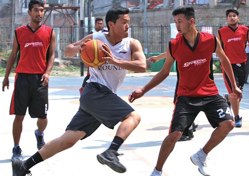 Manmohan Memorial Open Basketball Tournament