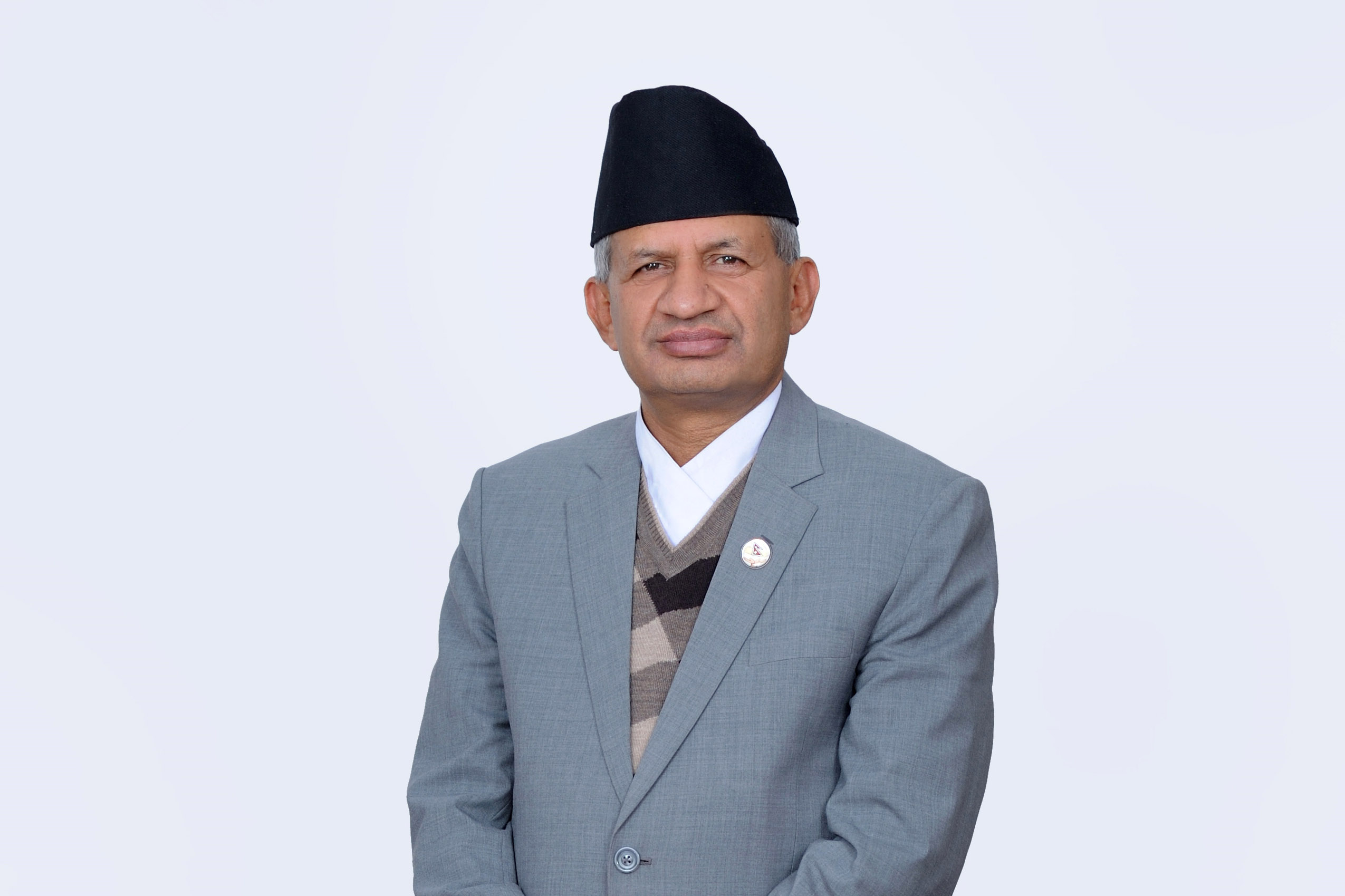 Minister for Foreign Affairs Pradeep Kumar Gyawali. Photo: MoFA