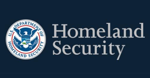 Image: US Homeland Security