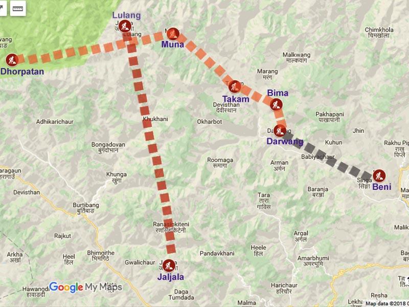 Illustration: THT Online via Google maps