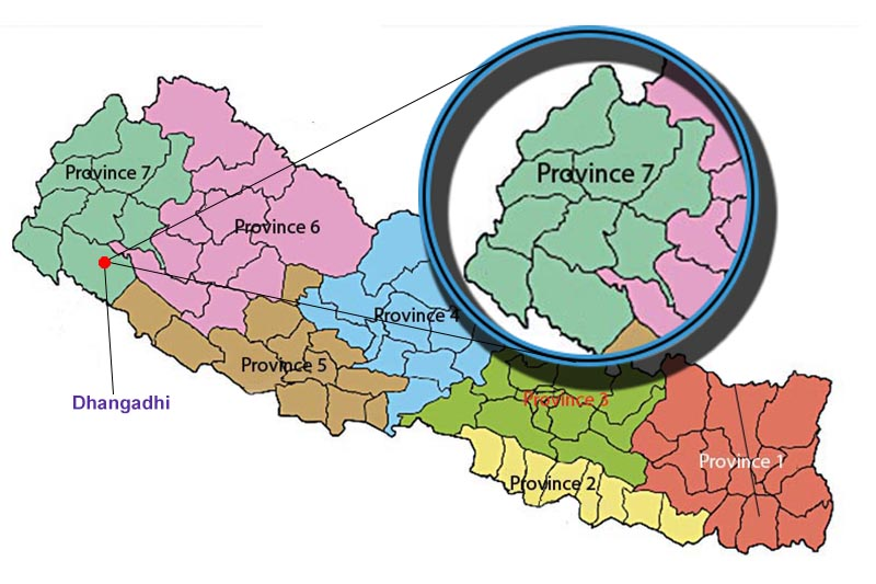 Province 7 maps. Image: Sureis/THT Online